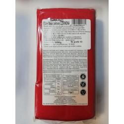 Masa cukrowa czerwona - 1 kg