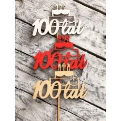 100 lat - Toper / Piker -...