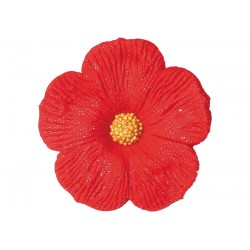 Kwiatek - Hibiskus duży - 6...