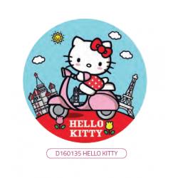 Hello Kitty na skuterze -...