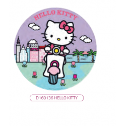 Hello Kitty - opłatek na...