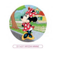 Myszka Minnie w kropki -...