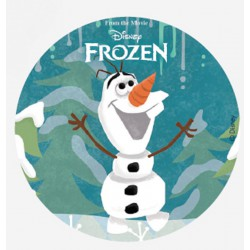 Frozen - Olaf - opłatek na...