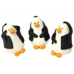 Pingwiny - 12 szt. (1 opak.)