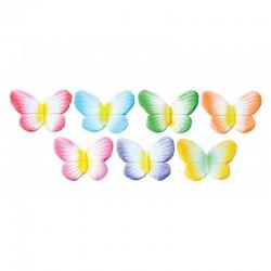 Motylki cukrowe - 8 szt (1...