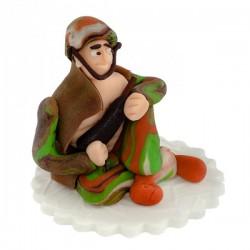 Żołnierz - figurka cukrowa...