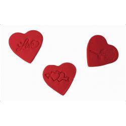 Serca Love - 1 opak. (3 szt.)
