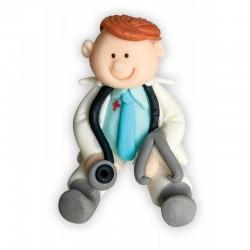 Figurka cukrowa Lekarz...