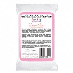 Masa cukrowa - różowa  - 250 g