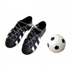Buty piłkarskie z piłką - 1...