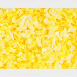 Posypka waflowa żółta gruba...