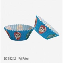 Papilotki Psi patrol - 25 szt.