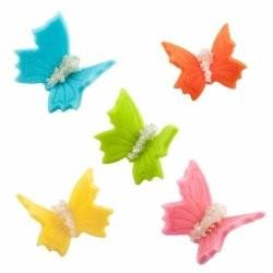 Motylki średnie cukrowe - 5...