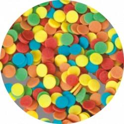 Konfetti mix kolorów kółka...