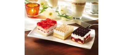 Kremy i nadzienia na słodko